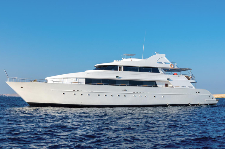 M/y Lucy