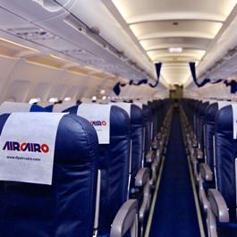 Nuovi voli AirCairo per l'Egitto