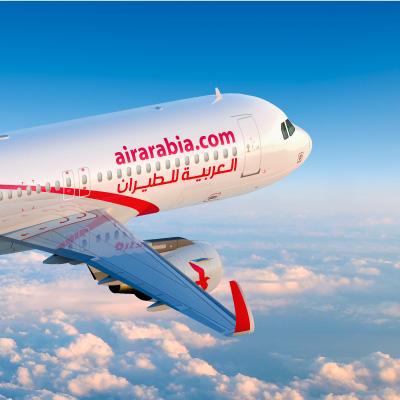 SHARM - Nuovi voli diretti AirArabia da Bergamo