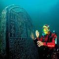 Città sommersa nelle acque egiziane