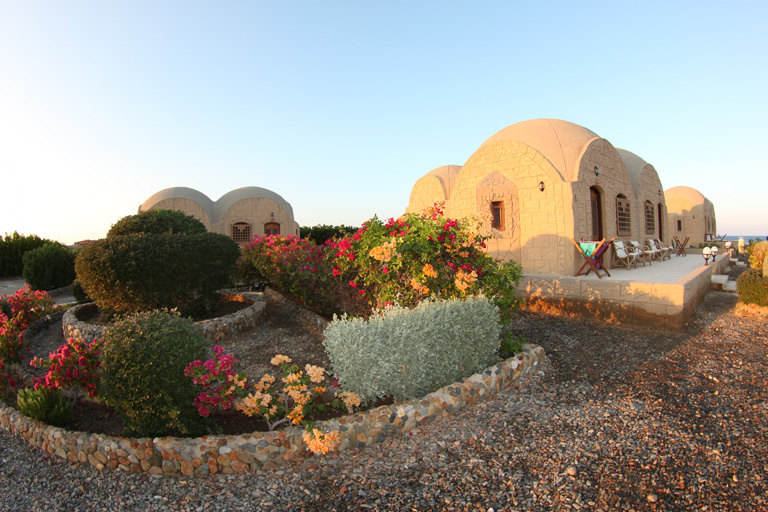 Marsa Shagra Eco Resort