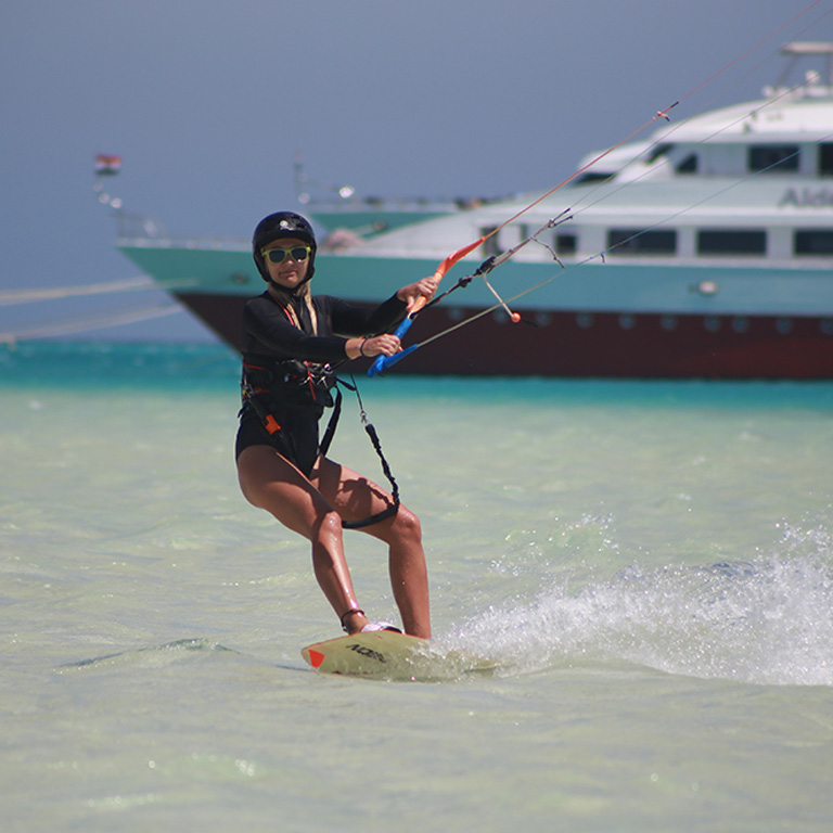 Hurghada Kite surf