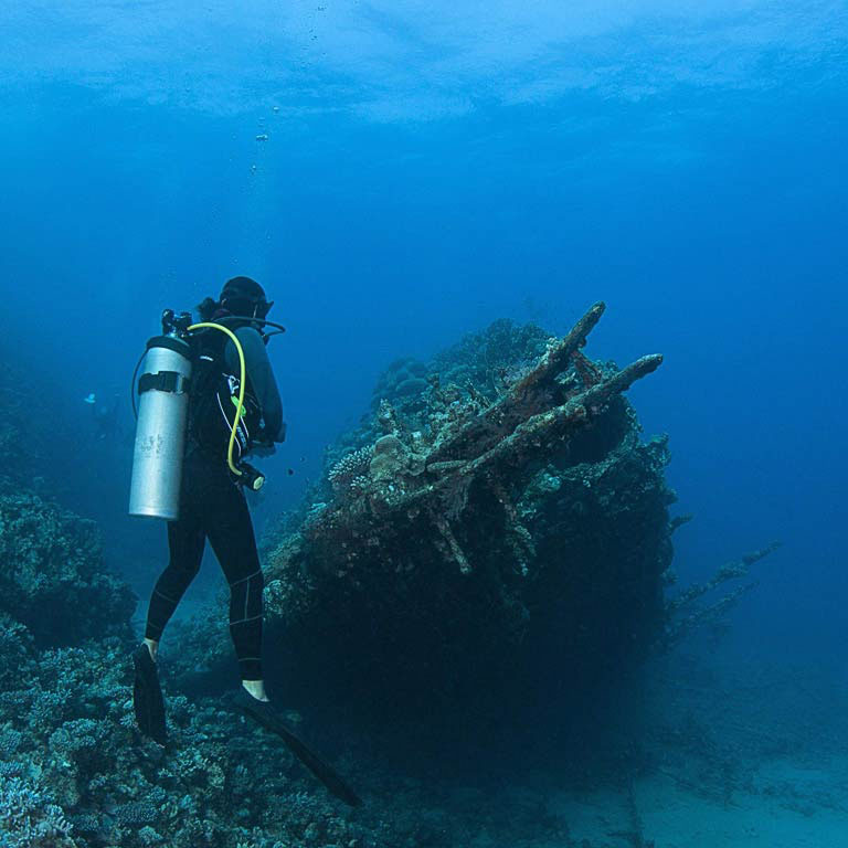 Hurghada Relitti