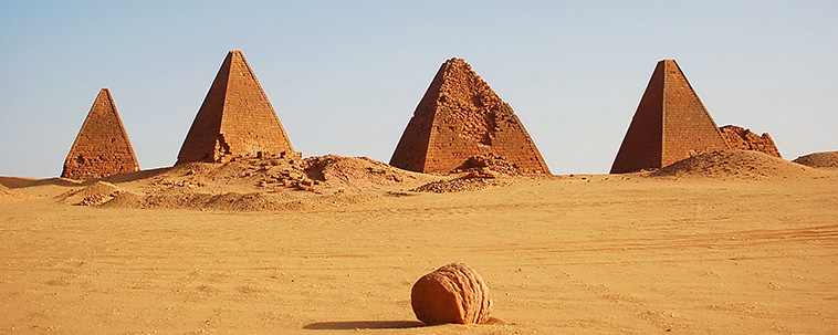 SUDAN Nubia