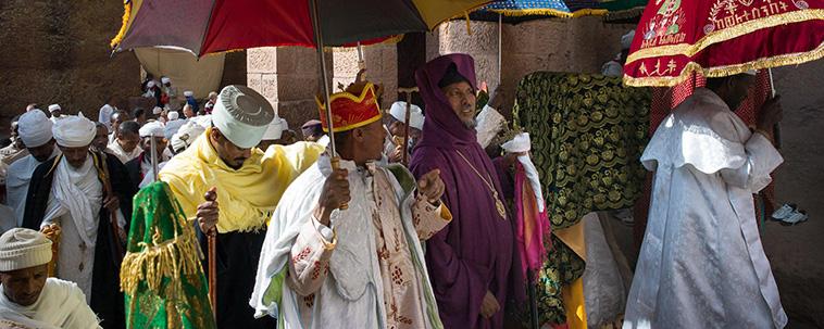 ETIOPIA magia del Timkat
