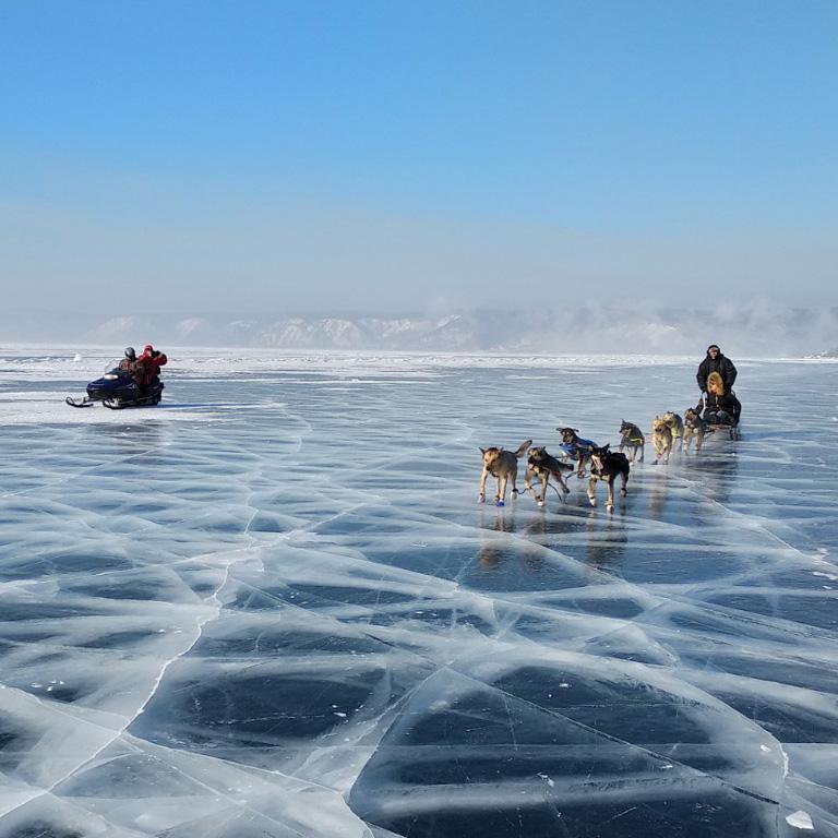RUSSIA Lago Baikal