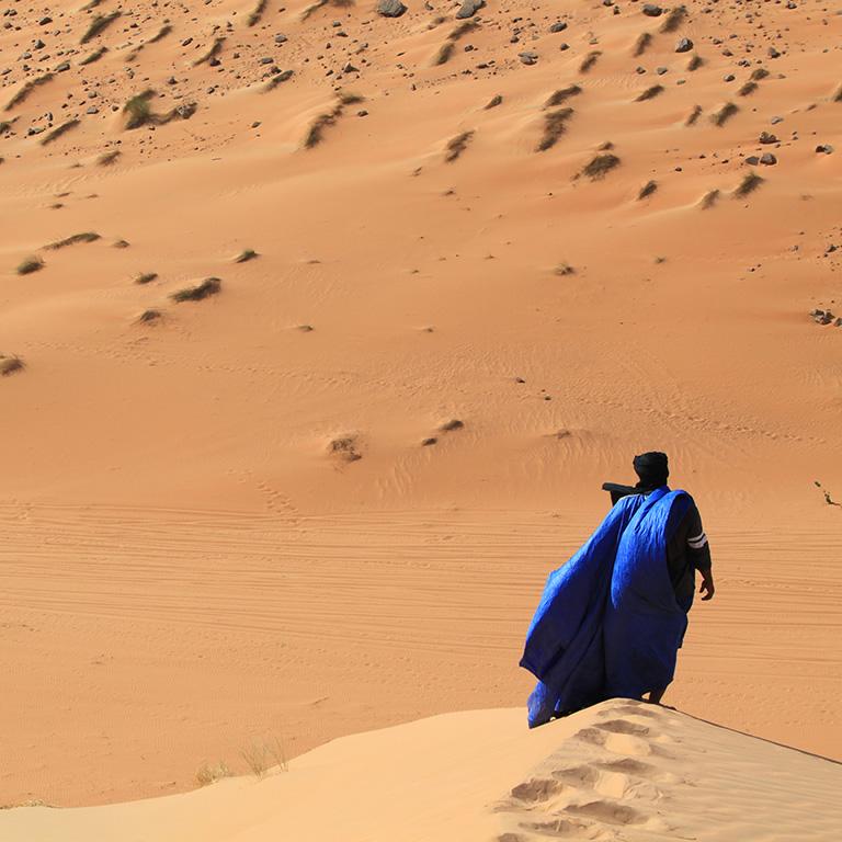MAURITANIA dal sahara all'oceano