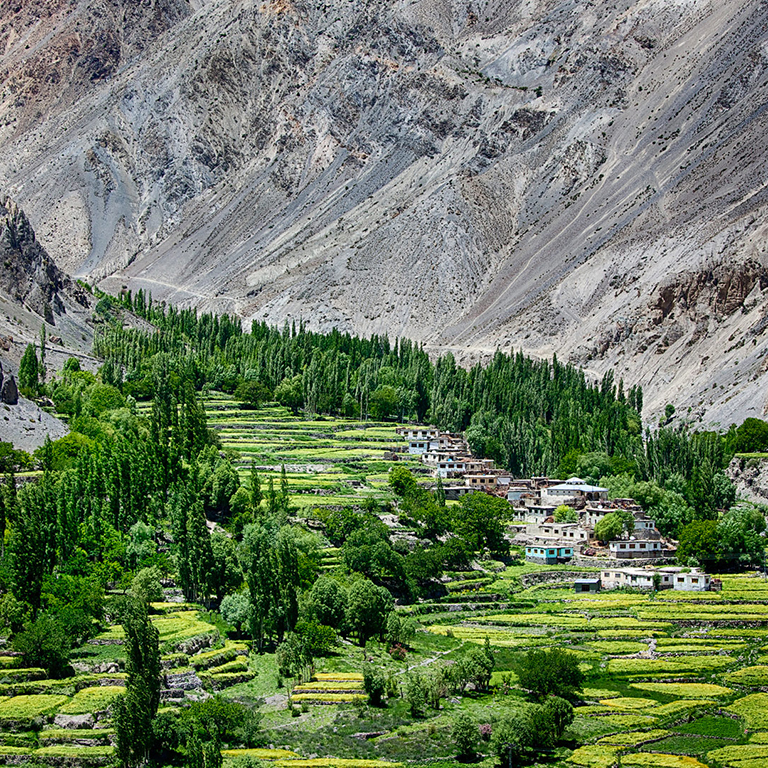 PAKISTAN crocevia dell'Asia