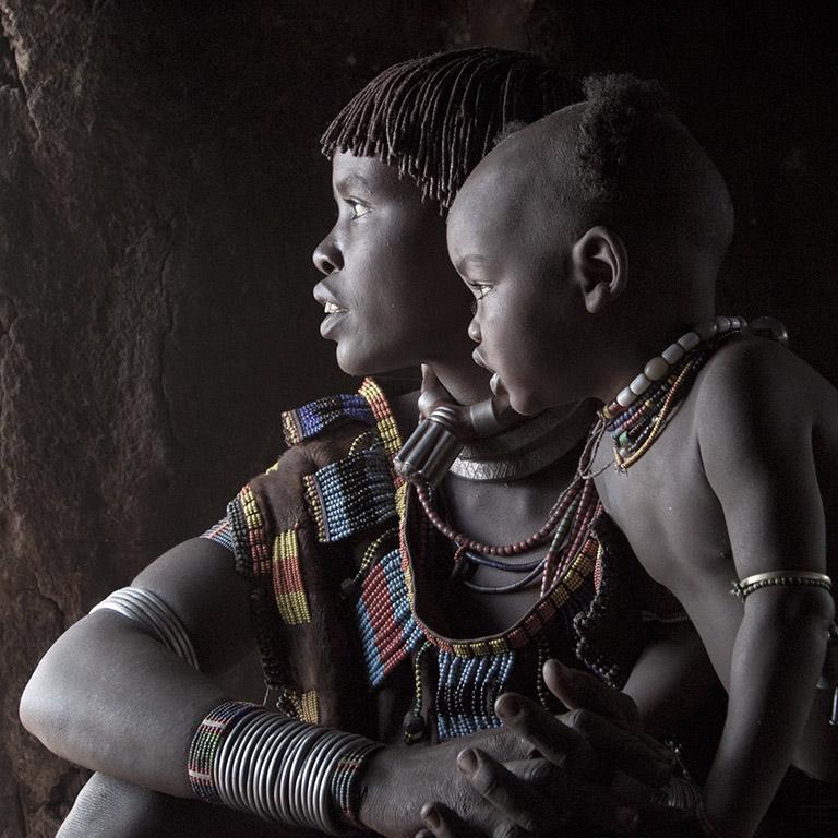 ETIOPIA Valle Omo