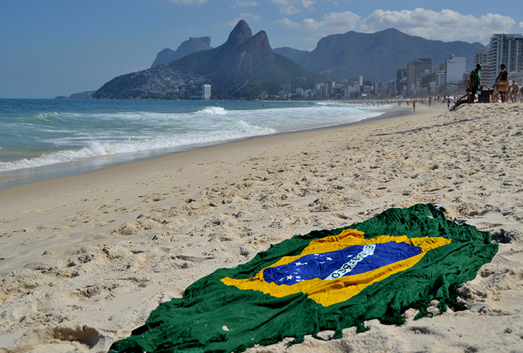 BRASILE da Rio a Rio